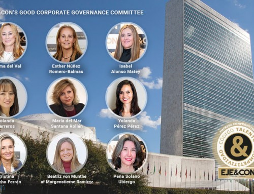 The UN has invited the EJE&CON's Good Corporate Governance Committee to present the 'Code of Good Practices for Corporate Talent Management and Competitiveness' in New York